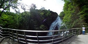 湯滝(観瀑台から)