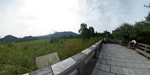 戦場ヶ原(三本松展望台から)