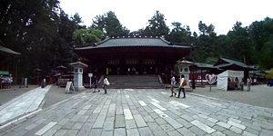 日光二荒山神社 本社