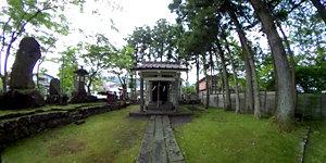 磐裂神社(日光市安川町)