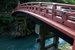 日光神橋1250年記念 世界文化遺産 渡橋特別参拝