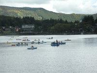 中禅寺湖の岸釣りが4月1日(土)に解禁されます。