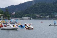 第10回 中禅寺湖スワンボートレース