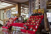 2月11日から日光郷土センターを中心に「日光鉢石宿のおひなさま」が開催されます。