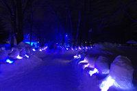 2月9日(金)から奥日光湯元温泉で「奥日光湯元温泉雪まつり 雪灯里(ゆきあかり)」が開催されます!