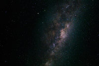 天空の星空観賞タクシー