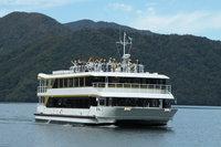 中禅寺湖遊覧船4月13日運行開始!