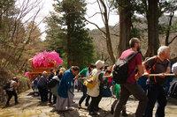 13日から日光では日光二荒山神社のお祭り「弥生祭」がおこなわれます。