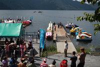 第11回 中禅寺湖スワンボートレース