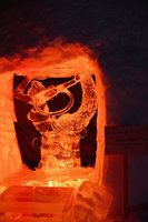 スノーファンタジア(第13回全日本氷彫刻奥日光大 会)