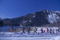 奥日光湯元温泉 雪上探検ツアー