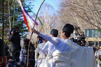 日光二荒山神社中宮祠で行われた武射祭の様子をアップしました。