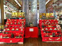 日光鉢石宿のおひなさま2019