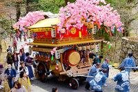 日光二荒山神社本社の例大祭「弥生祭」が行われました。