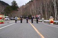 冬季閉鎖になっていた金精道路(国道120号線)が開通しました。