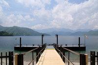 中禅寺湖で運航する遊覧船の新たな桟橋「大使館別荘記念公園」が開設されました!