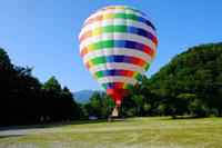 奥日光で熱気球飛行体験!