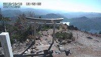 男体山山頂に設置しているライブカメラが復旧いたしました。