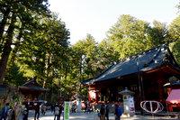 日光二荒山神社 本社駐車場の空き情報がご覧いただけるようになりました。
