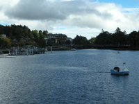 中禅寺湖の釣りが解禁されました。