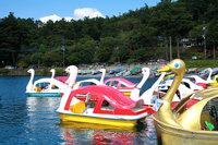 9月5日(土) 第12回中禅寺湖スワンボートレース開催!