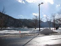 冬季通行止め、休業施設のお知らせ