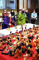 「雛人形供養」が日光郷土センターにて行われました