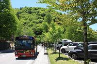 奥日光歌ヶ浜に新規バス路線誕生!歌ヶ浜第1バス専用駐車場一般車両駐車禁止