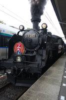 【SL大樹】10月1日に日光、東武鉄道鬼怒川線で初の重連運転実施